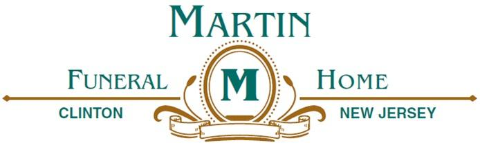 Martin Funeral Home Clinton NJ
